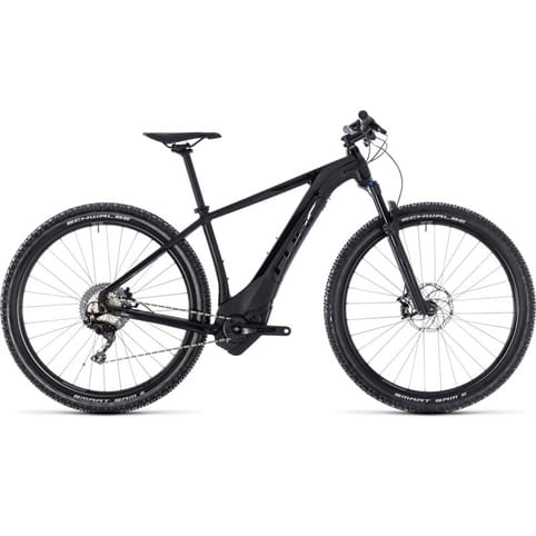 CUBE REACTION HYBRID SL 500 29 HARDTAIL E-MTB BIKE 2018