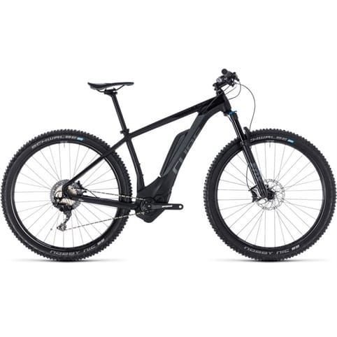 CUBE REACTION HYBRID EXC 500 650b HARDTAIL E-MTB BIKE 2018