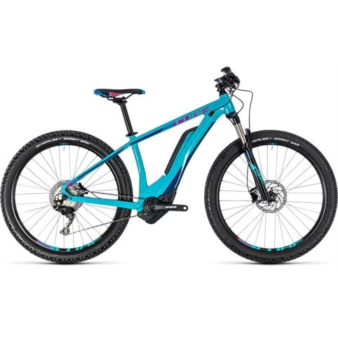 CUBE ACCESS HYBRID RACE 500 WS 650b HARDTAIL E-MTB BIKE 2018