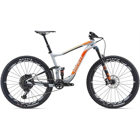 GIANT ANTHEM ADVANCED 1 650b FS MTB BIKE 2018