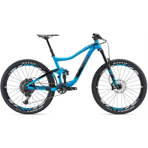 GIANT TRANCE 1 650b FS MTB BIKE 2018