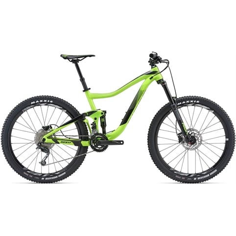 GIANT TRANCE 4 650b FS MTB BIKE 2018