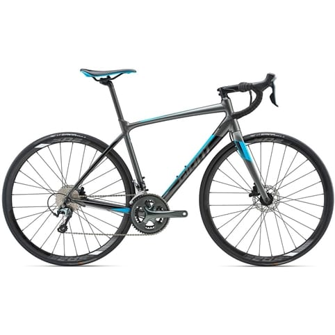 GIANT CONTEND SL 2 DISC ROAD BIKE 2018