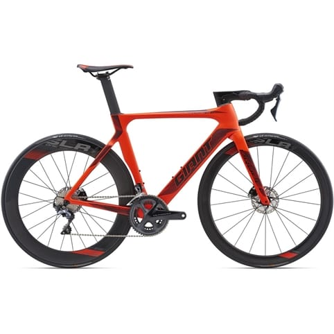 GIANT PROPEL ADVANCED DISC ROAD BIKE 2018