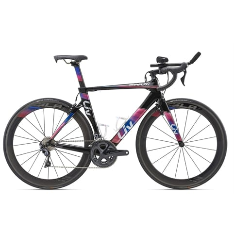 GIANT LIV ENVIE ADVANCED TRI BIKE 2018