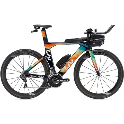GIANT LIV AVOW ADVANCED PRO TRI BIKE 2018