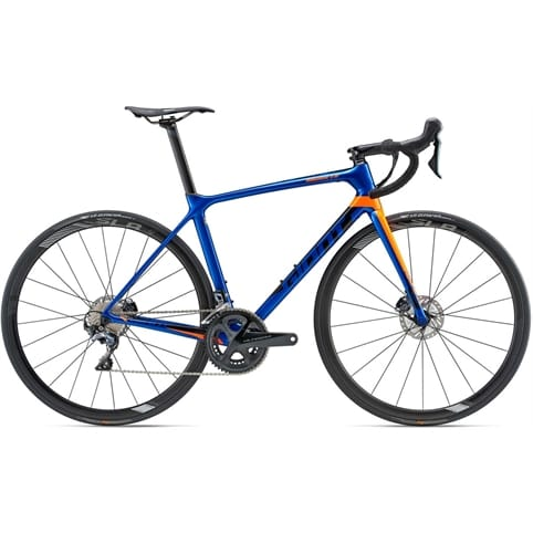 GIANT TCR ADVANCED PRO 1 DISC ROAD BIKE 2018