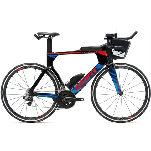 GIANT TRINITY ADVANCED PRO 0 TRI BIKE 2018