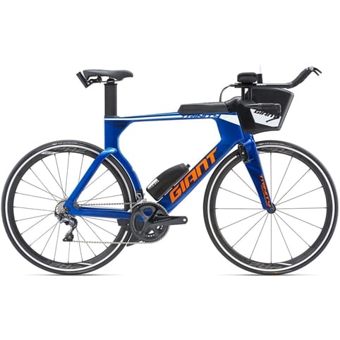 GIANT TRINITY ADVANCED PRO 2 TRI BIKE 2018