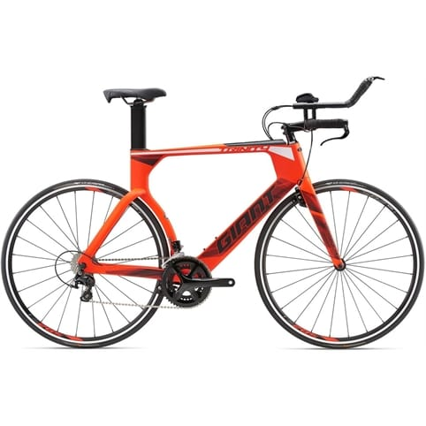 GIANT TRINITY ADVANCED TRI BIKE 2018