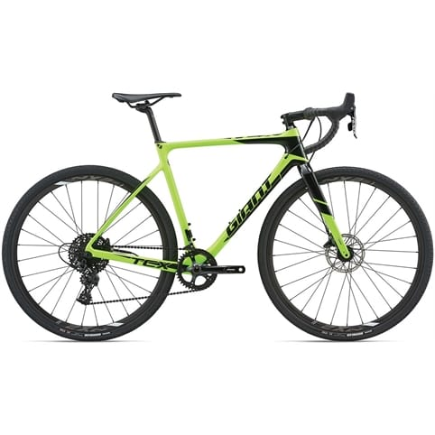 GIANT TCX ADVANCED SX CYCLOCROSS BIKE 2018