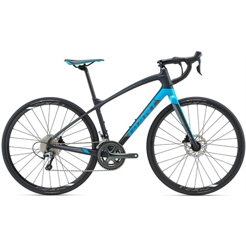 GIANT ANYROAD ADVANCED GE ROAD BIKE 2018
