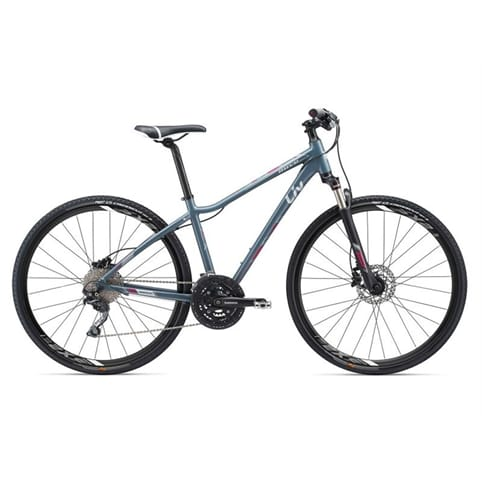 GIANT LIV ROVE 1 DISC HYBRID BIKE 2018
