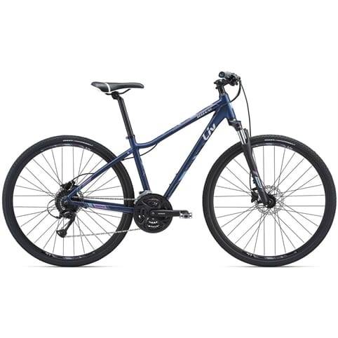 GIANT LIV ROVE 2 DISC HYBRID BIKE 2018