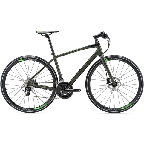GIANT RAPID 0 FLAT BAR ROAD BIKE 2018