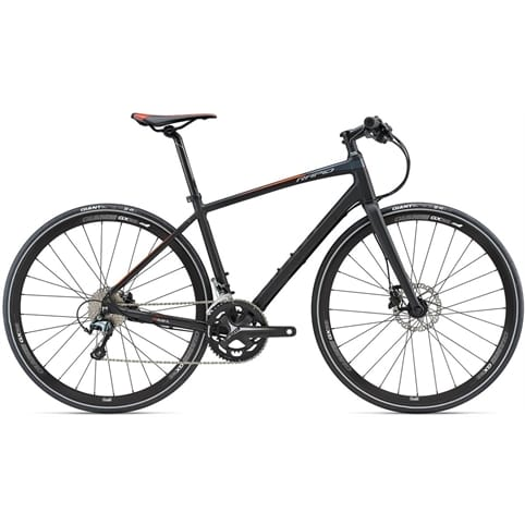 GIANT RAPID 1 FLAT BAR ROAD BIKE 2018