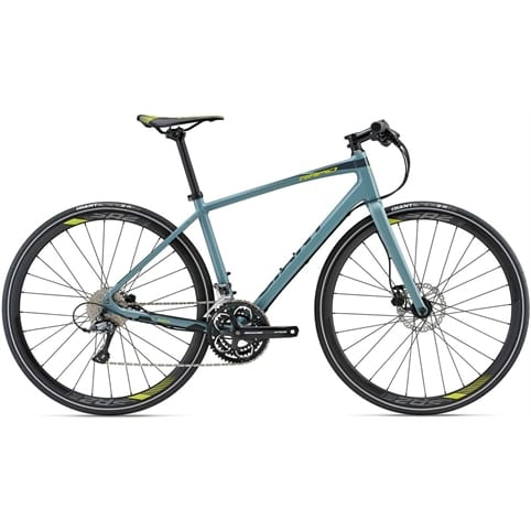 GIANT RAPID 3 FLAT BAR ROAD BIKE 2018