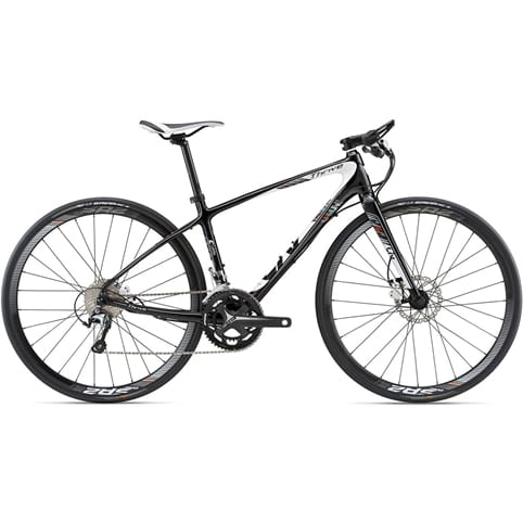 GIANT LIV THRIVE COMAX DISC FLAT BAR ROAD BIKE 2018