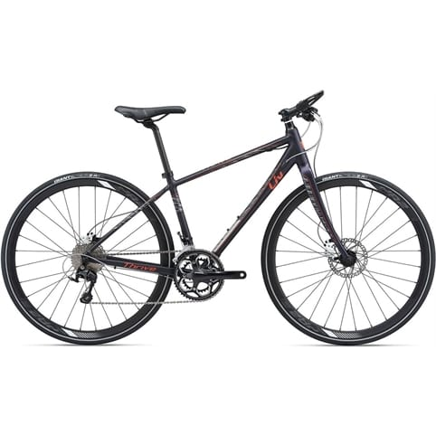 GIANT LIV THRIVE 0 DISC FLAT BAR ROAD BIKE 2018