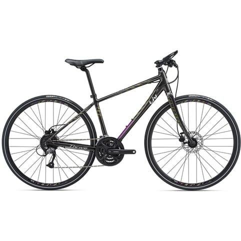 GIANT LIV THRIVE 2 DISC FLAT BAR ROAD BIKE 2018
