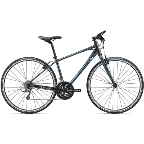 GIANT LIV THRIVE 1 FLAT BAR ROAD BIKE 2018