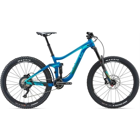 GIANT LIV HAIL 2 FS MTB BIKE 2018