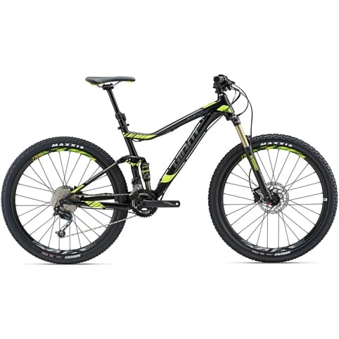 GIANT STANCE 2 650b FS MTB BIKE 2018