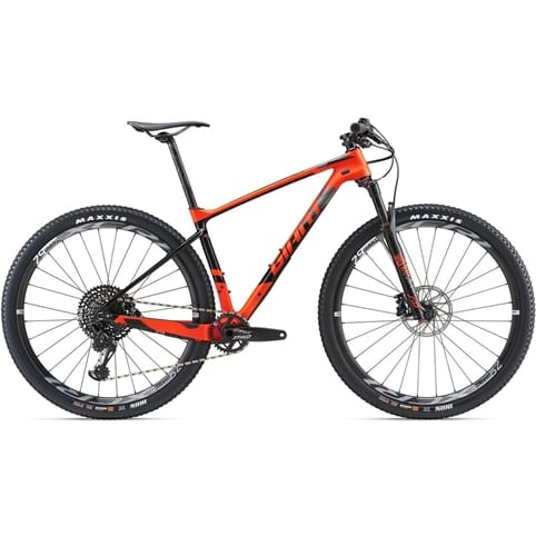 GIANT XtC ADVANCED 29er 1 HARDTAIL MTB BIKE 2018