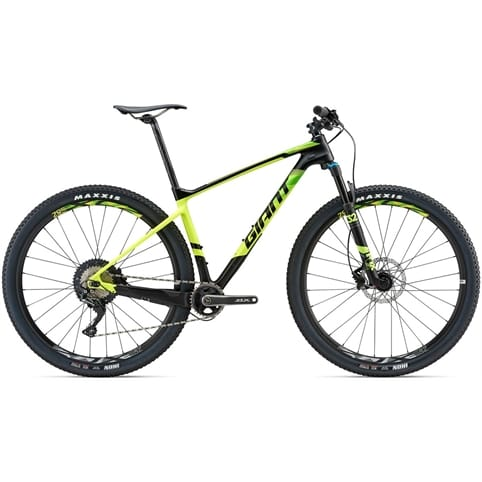 GIANT XtC ADVANCED 29er 2 HARDTAIL MTB BIKE 2018