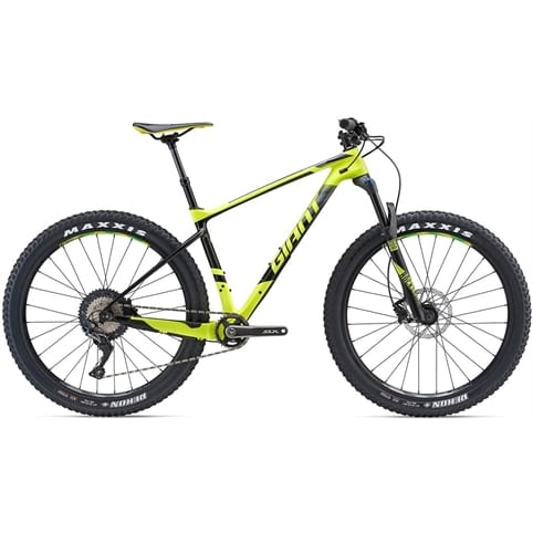 GIANT XtC ADVANCED + 2 HARDTAIL MTB BIKE 2018