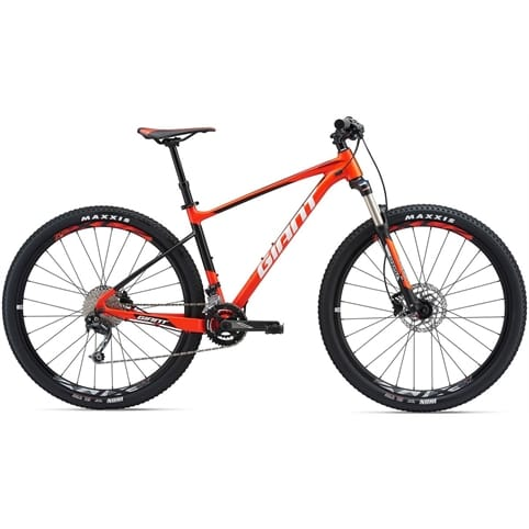 GIANT FATHOM 29er 2 HARDTAIL MTB BIKE 2018