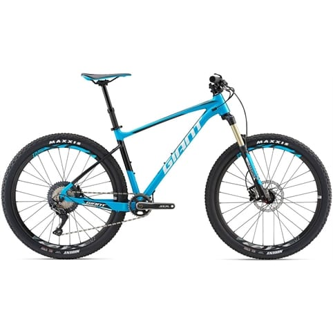 GIANT FATHOM 1 650b HARDTAIL MTB BIKE 2018