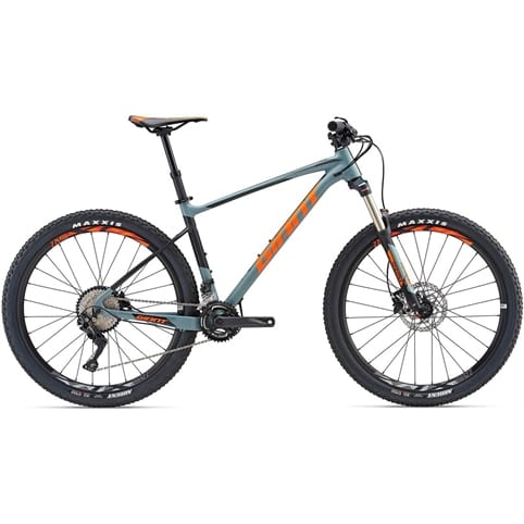 GIANT FATHOM 2 650b HARDTAIL MTB BIKE 2018