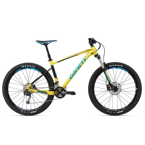 GIANT FATHOM 3 650b HARDTAIL MTB BIKE 2018