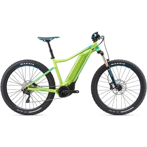 GIANT DIRT-E+ 2 PRO HARDTAIL E-MTB BIKE 2018
