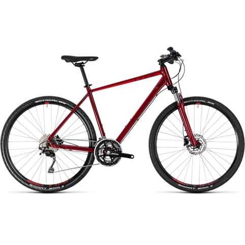 CUBE NATURE SL HYBRID BIKE 2018