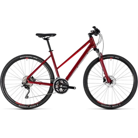 CUBE NATURE SL TRAPEZE HYBRID BIKE 2018