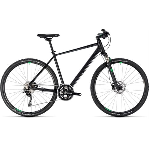 CUBE CROSS HYBRID BIKE 2018