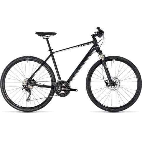 CUBE CROSS PRO HYBRID BIKE 2018
