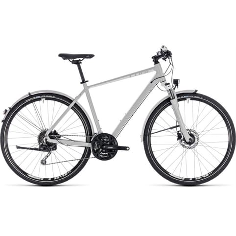 CUBE NATURE PRO ALLROAD COMMUTER BIKE 2018
