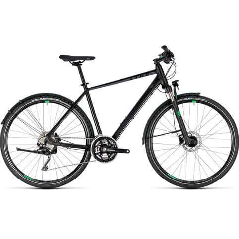 CUBE CROSS ALLROAD COMMUTER BIKE 2018