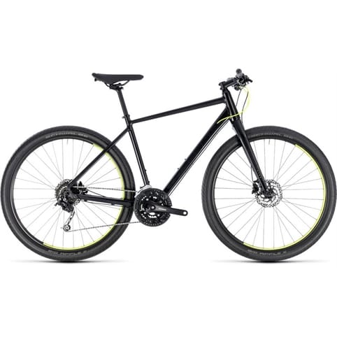 CUBE HYDE URBAN BIKE 2018