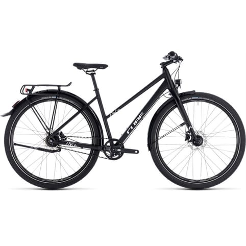 CUBE TRAVEL PRO TRAPEZE TOURING BIKE 2018