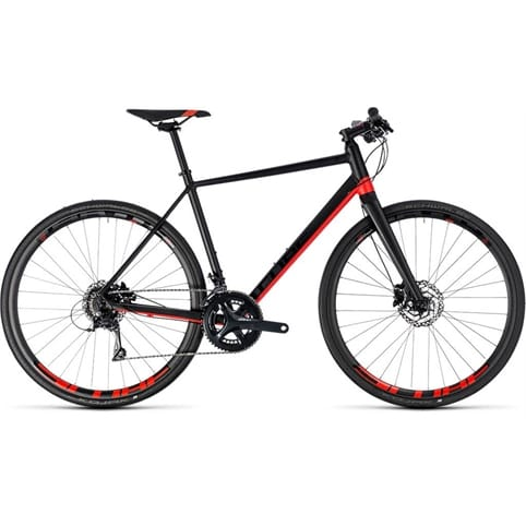 CUBE SL ROAD PRO FLAT BAR ROAD BIKE 2018
