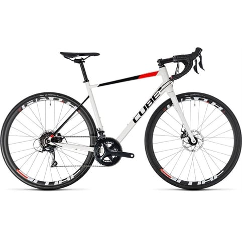 CUBE ATTAIN PRO DISC ROAD BIKE 2018