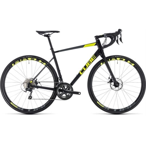 CUBE ATTAIN RACE DISC ROAD BIKE 2018
