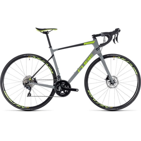 CUBE ATTAIN GTC RACE DISC ROAD BIKE 2018