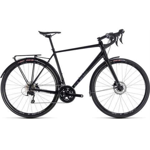 CUBE NUROAD EXC ROAD BIKE 2018
