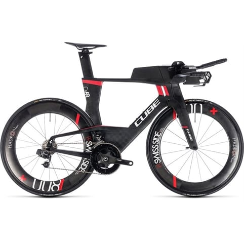 CUBE AERIUM SLT HIGH TRIATHLON BIKE 2018