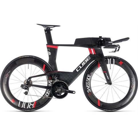 CUBE AERIUM SLT LOW TRIATHLON BIKE 2018